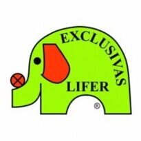 Logo Exclusivas LIFER - Jugueterías LIFER