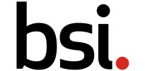 Logo BSI - British Standard Institution